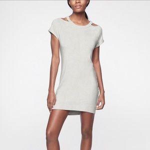 Athleta Shala Ivory Dress MT